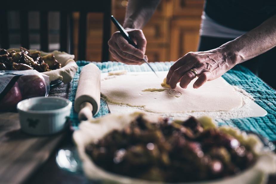 Vakariņas sieviešu dienā